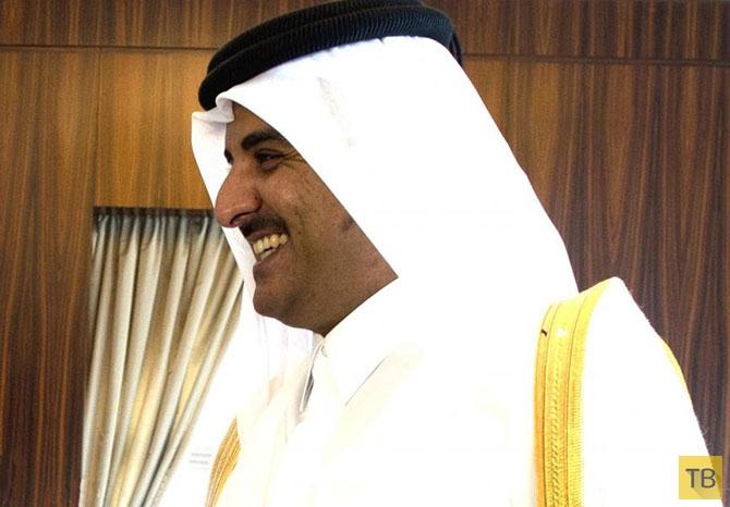 Топ 7: Самые богатые шейхи в мире (8 фото)
