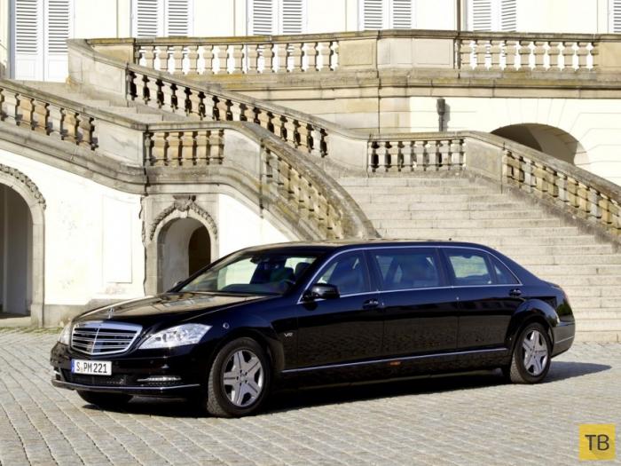Самые дорогие лимузины в мире (11 фото)