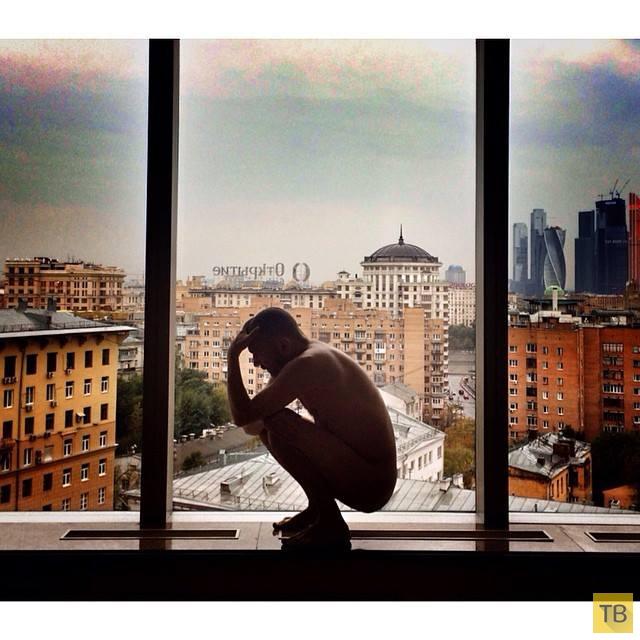 Скромный и адекватный Сергей Шнуров в инстаграме (27 фото)