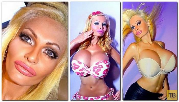 Французская модель потратила целое состояние, чтобы стать похожей на куклу (8 фото)