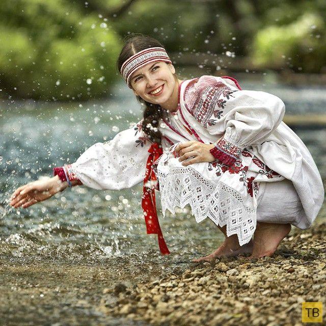 Топ 12: Славянские поверия и обычаи (12 фото)