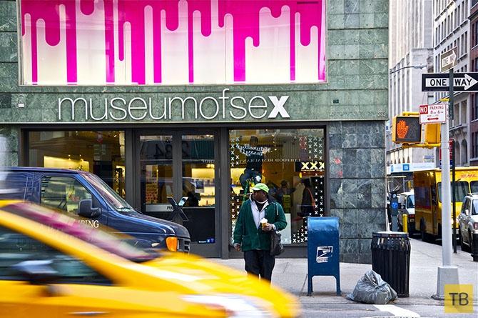 (18+) Топ 10: Самые знаменитые музеи эротики и секса (20 фото)