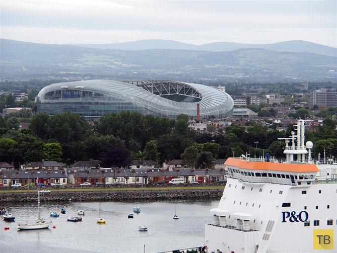Стадионы - хозяева Евро-2020 (14 фото)