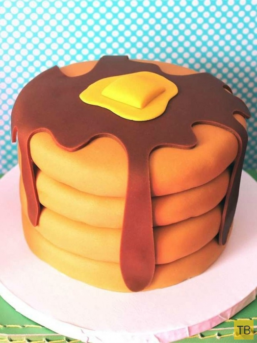 Самые креативные торты (30 фото)
