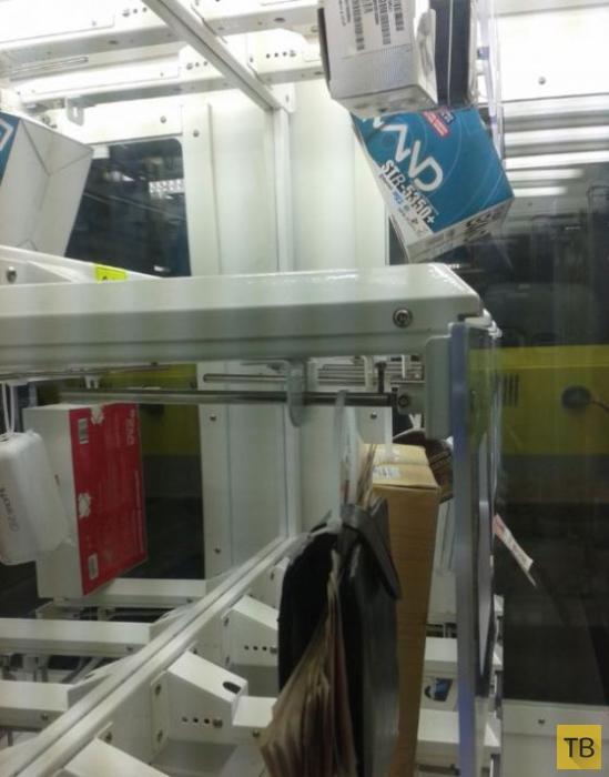 Не ведитесь на автоматы с ценными вещами (3 фото)