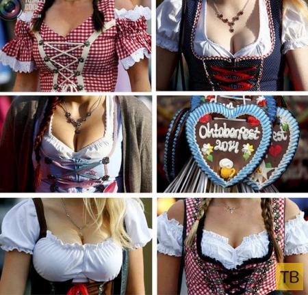 Октоберфест 2014 в Мюнхене (32 фото)