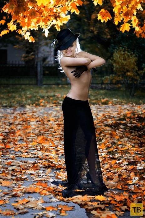 Красота в стиле 'ню' от фотографа из Приднестровья Юрия Раченкова (16 фото)