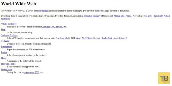 Топ 10: Факты об Интернете, о которых мало кто знает (10 фото)