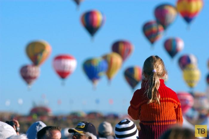Топ 10: Лучшие мировые фестивали и праздники осени (11 фото)