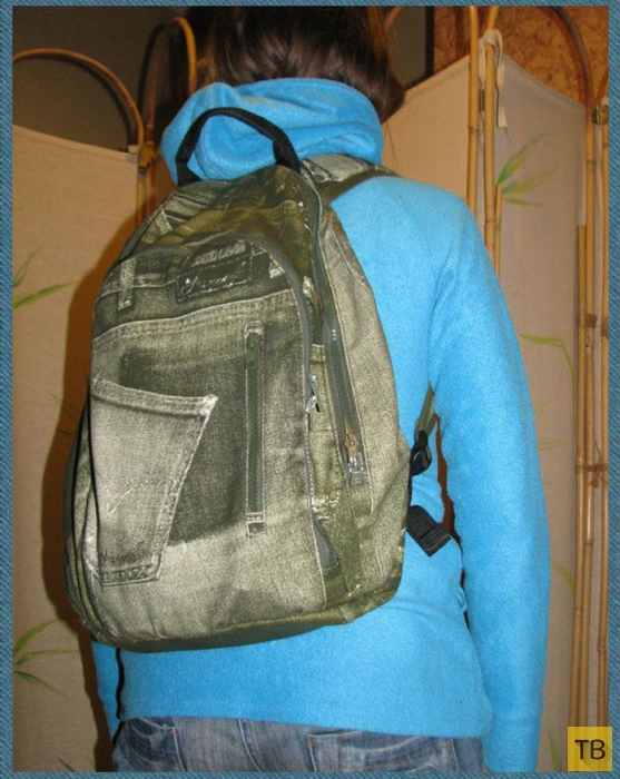 Шьем рюкзак своими руками (23 фото)