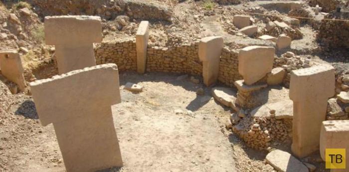 Топ 3: Самые загадочные древние постройки (7 фото)