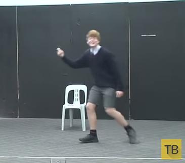 "Неудачная репетиция ""Гамлета"""
