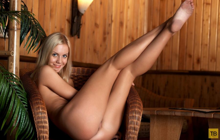 Красавица-блондинка (20 фото)
