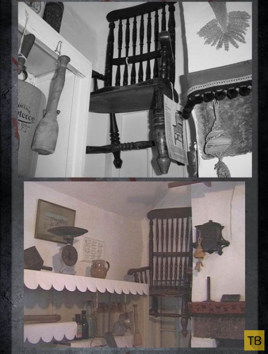 Предметы и вещи, притягивающие призраков (16 фото)
