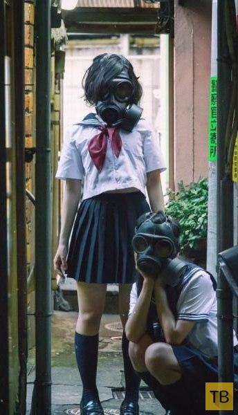 Чудики из Японии (25 фото)