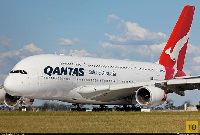 Топ 10: Самые большие в мире самолеты (11 фото)