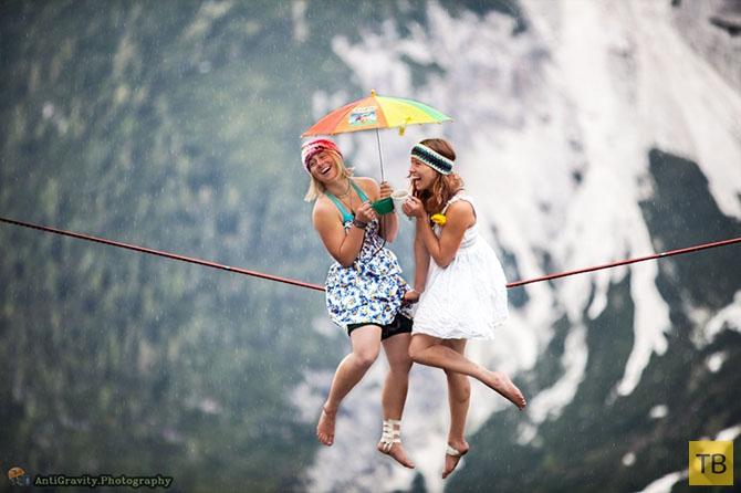 Фотографии с международного съезда хайлайнеров (20 фото)