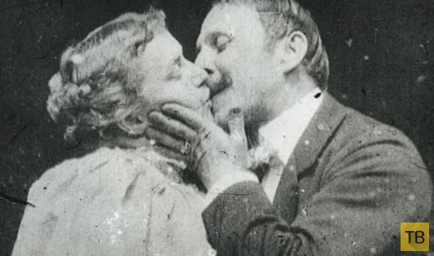 Топ 13: Самые необычные и интересные факты о поцелуях (14 фото)