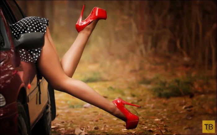 """Красивые и горячие девушки на """"Понедельник"""", часть 26 (103 фото)"""