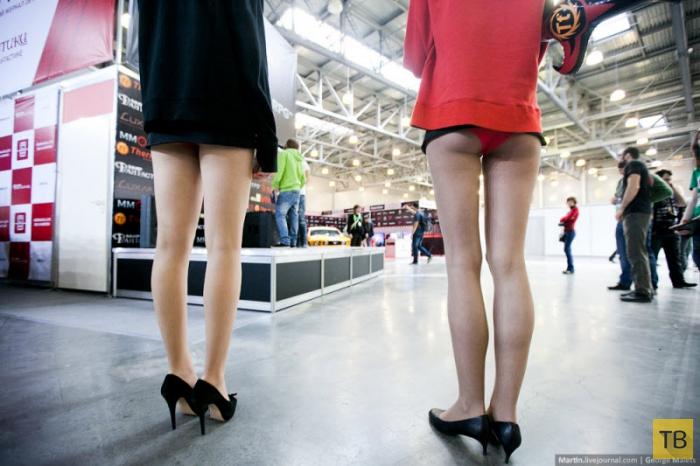 """Выставка игровых достижений и новинок """"Игромир"""" в Москве (37 фото)"""