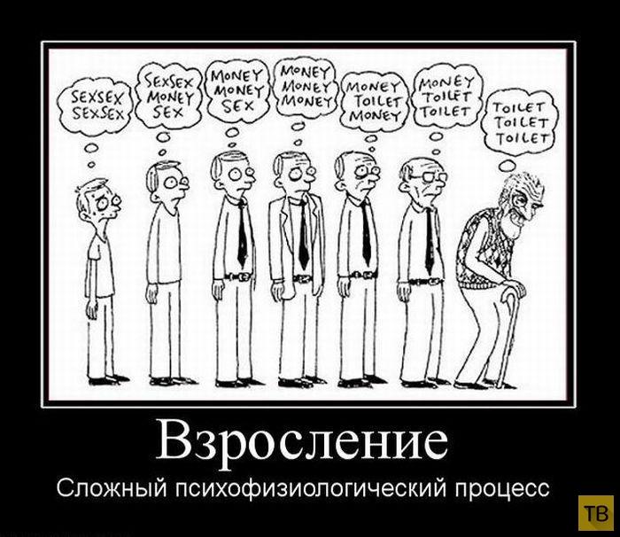Подборка демотиваторов 06. 10. 2014 (30 фото)