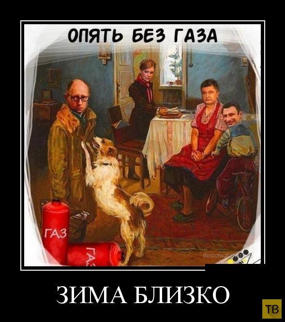Подборка демотиваторов 07. 10. 2014 (30 фото)