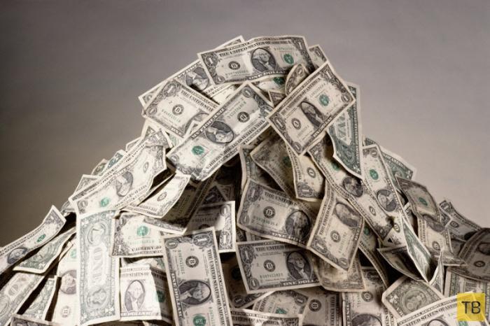 Зарплаты в Голливуде (9 фото)