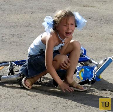 Про меня, педофилов, велосипед и колбасу - грустная история