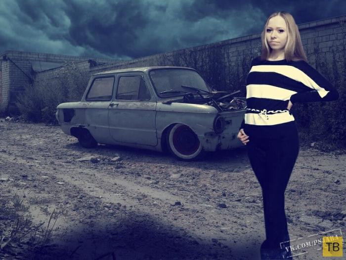 Очередная подборка прикольных работ мастеров фотошопа из социальных сетей (41 фото)
