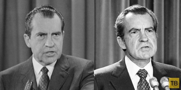 Как менялась внешность президентов США за срок правления (10 фото)