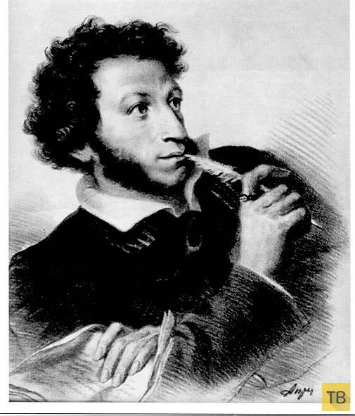 Пушкин - первый хипстер