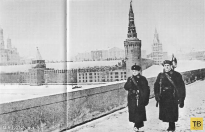Тайны московского Кремля (6 фото)