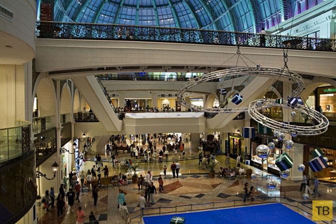 Топ 10:  Самые роскошные торговые центры в мире (11 фото)