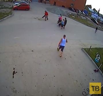 Пьяные десантники избили парня, его жену и маму... г. Новосибирск