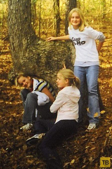 Фотографии Дженнифер Лоуренс в детстве и юности (31 фото)