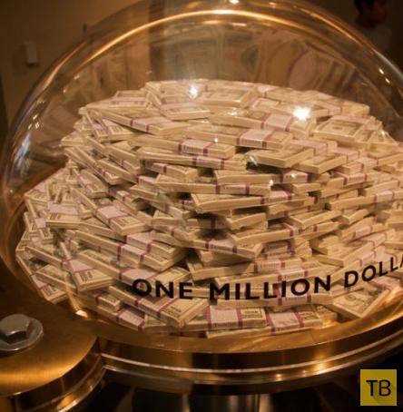 Музей денег в Чикаго (9 фото)
