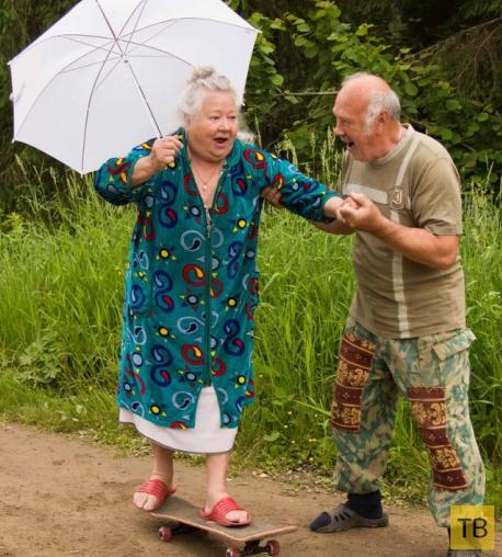 Люди, доказывающие, что возраст — это только цифры (21 фото)
