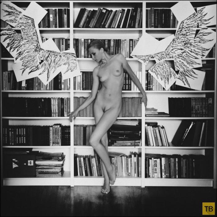 (18+) Прекрасные ангелы (26 фото)