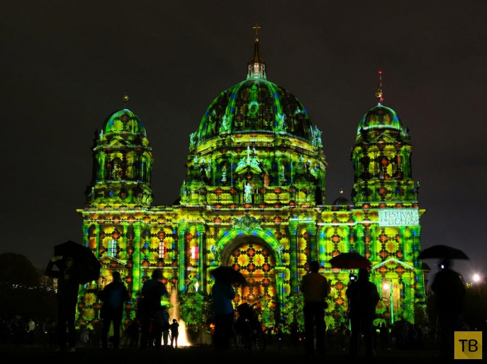 Праздник огней и света в Берлине (11 фото)