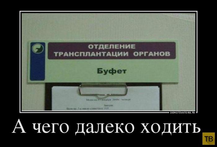 Подборка демотиваторов 20. 10. 2014 (31 фото)