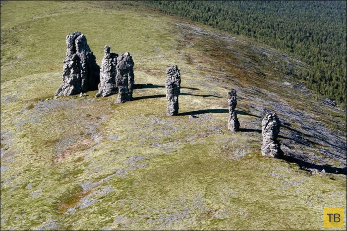 «Полет над Россией» - аэрофотоосъемка от Сергея Фомина (52 фото)