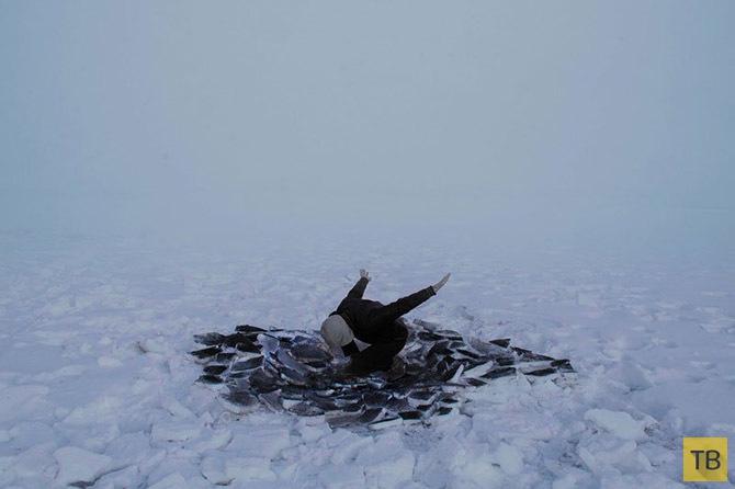 Сюрреалистическое селфи (13 фото)