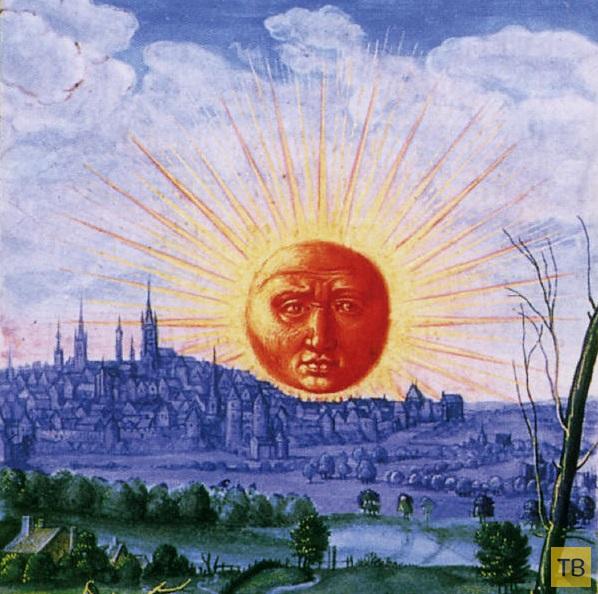 Влияние солнечного затмения на человека (4 фото)