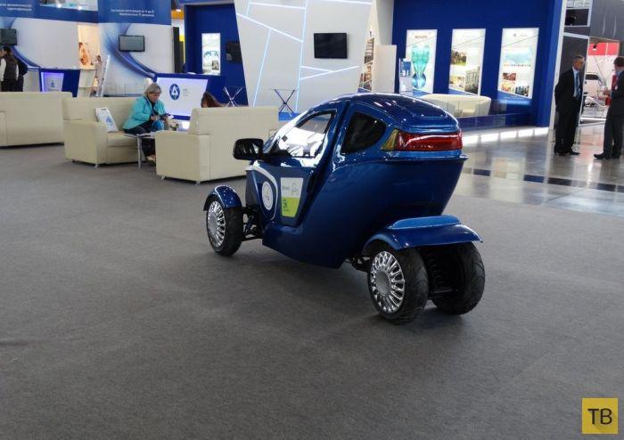 Российский концепт Bravo eGo отправится в серийное производство (7 фото)