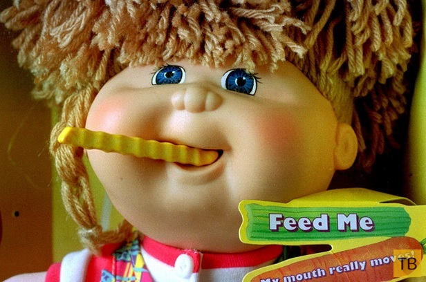 Топ 7: Детские игрушки, которые запретили (9 фото)