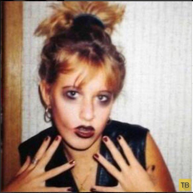 6 безумств молодости знаменитостей (6 фото)