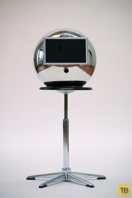 Шлем для замедления темпа жизни (6 фото)
