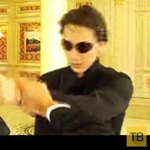 Матрица по-казахски