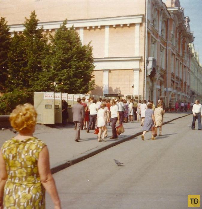 Ностальгия: Москва в 70-е годы (26 фото)