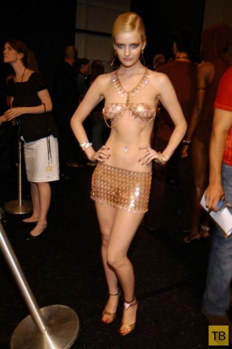 Золотое бикини за 30 000 000 $ (6 фото)